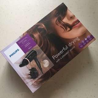 BN Philips BHD0004 Essential Care HairDryer 1800W