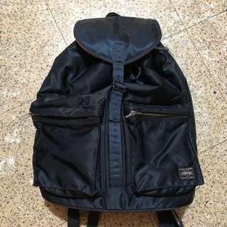 Porter Yoshida Navy bag tanker rucksach