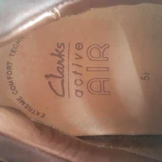 Clarks真皮鞋