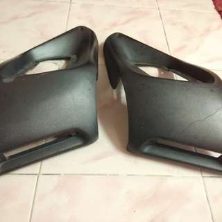 Airvent left&right gilera vxr/sp