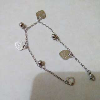 Charm bracelet not Tiffany & Co