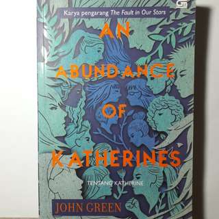 An Abundance of Katherines (Bahasa Indonesia)