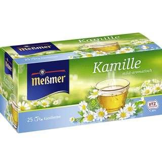 德國原裝Meβmer Brennnessel Tee有機洋甘菊茶