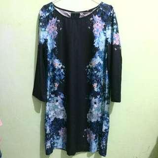Subsidi ongkir 10rb Midi dress H&M