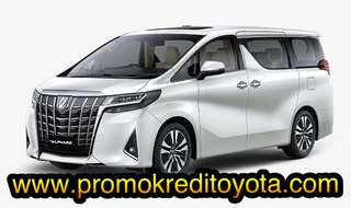 READY STOCK AlPHARD & VELFIRE