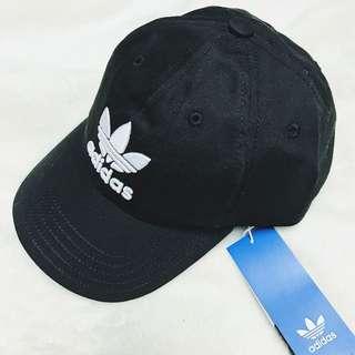 100%正品 Adidas Original 愛迪達 三葉 棒球帽 老帽
