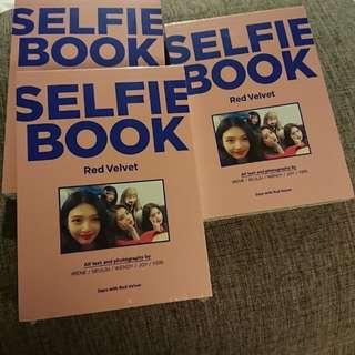 Korea buying service red velvet official selfie book