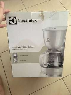 ELECTROLUX EASY LINE DRIP COFFEE