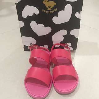Bunny Jelly Sandals