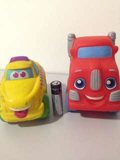 Playschool Squishy Car