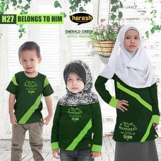 Baju Anak H27