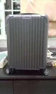 Rimowa cabin size luggage