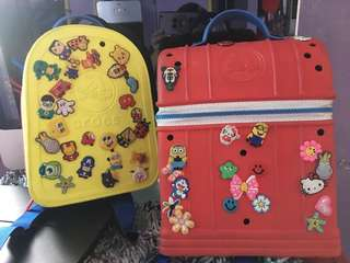 Buy 1 take 1 crocs backpack for kids almost same in the original quality,last price already don't ask lp pls!!