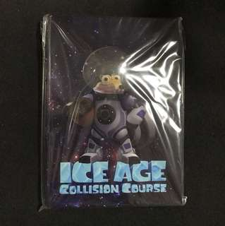 Ice Age Collision Course Note Book