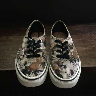 Vans ASPCA Cats (Authentic, di ko mahanap box)