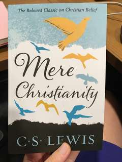 Mere Christianity by CS Lewis **NEW** Paperbavck