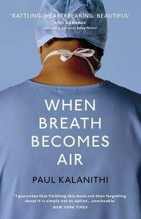 ebook when breath becomes air