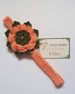 Crochet Softband