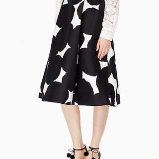 Kate Spade Blot Dot Skirt