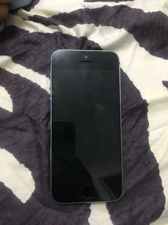 iPhone 5S Space Grey colour 16GB