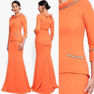 Syomir Izwa Fann Dress