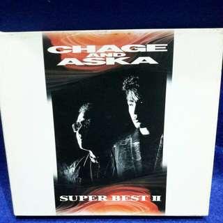 Japanese CD CHAGE AND ASKA