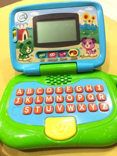 My own Leaptop from Leapfrog