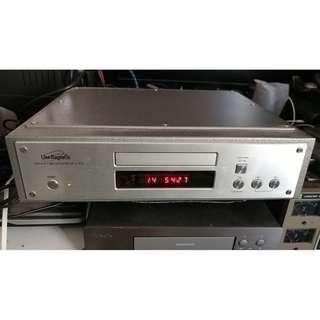 Line Magnetic 麗磁 LM-215CD Vacuum Tube CD Player CD機