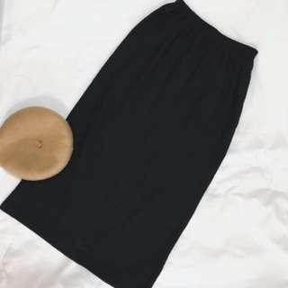 ᚓ美國復古黑長裙ᚓ