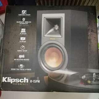 Klipsch R-15PM Reference Wireless Speaker