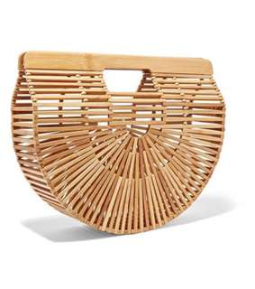 BRAND NEW: Bamboo bag