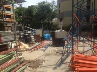 400sqf ground unit for rent - Tai Seng MRT400sqf X 10ft height