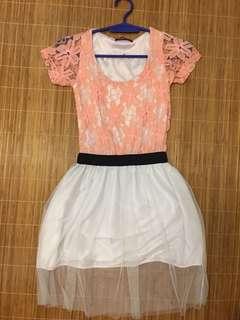 Hip Culture laced dress
