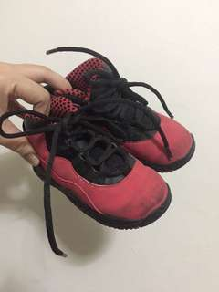 Jordan 10 Retro Red Kids Toddlers