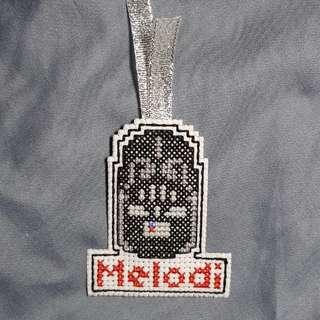 Star Wars Cross Stitch Bookmark