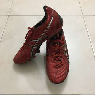 US 8 Asics Lethal Stats Soccer/Frisbee Boots
