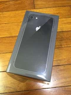 iPhone 8 Space Grey 256GB