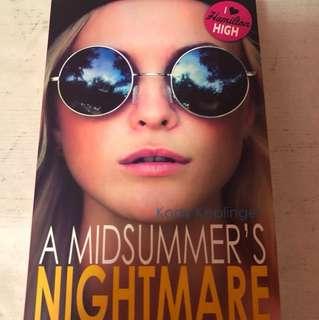 A Midsummer's Nightmare - Kady Keplinger