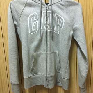 GAP灰色百搭外套