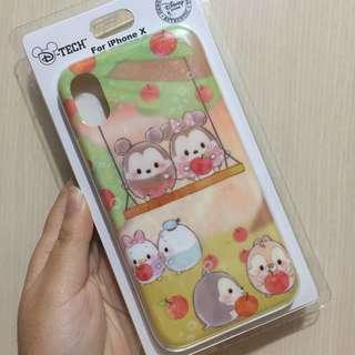iPhone X Case 日本迪士尼 包4邊軟殼 Ufufy