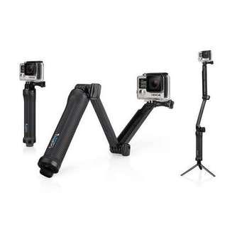 GoPro 3-way grip
