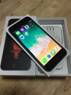 Iphone 6s 64gb / space gray