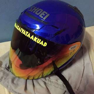 Helmet Shoei