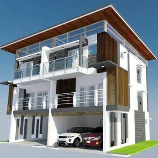 Prestigious 3 Storey Townhouse Near Tandang Sora and Congressional Avenue Quezon City