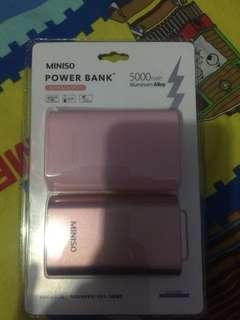 Powerbank miniso
