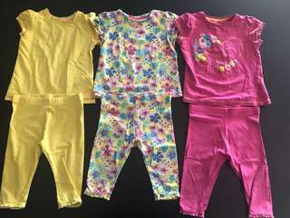 (P) Mothercare Baby Apparels
