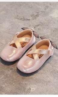 (BN) Baby Girl Ballet Shoe