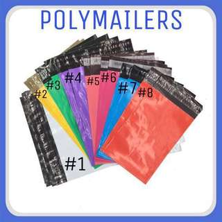 Polymailers (INSTOCK)