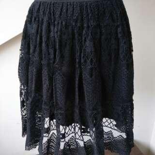 🚚 短裙 柔軟紗裙夏天裙子