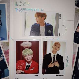 BTS Gift Tags